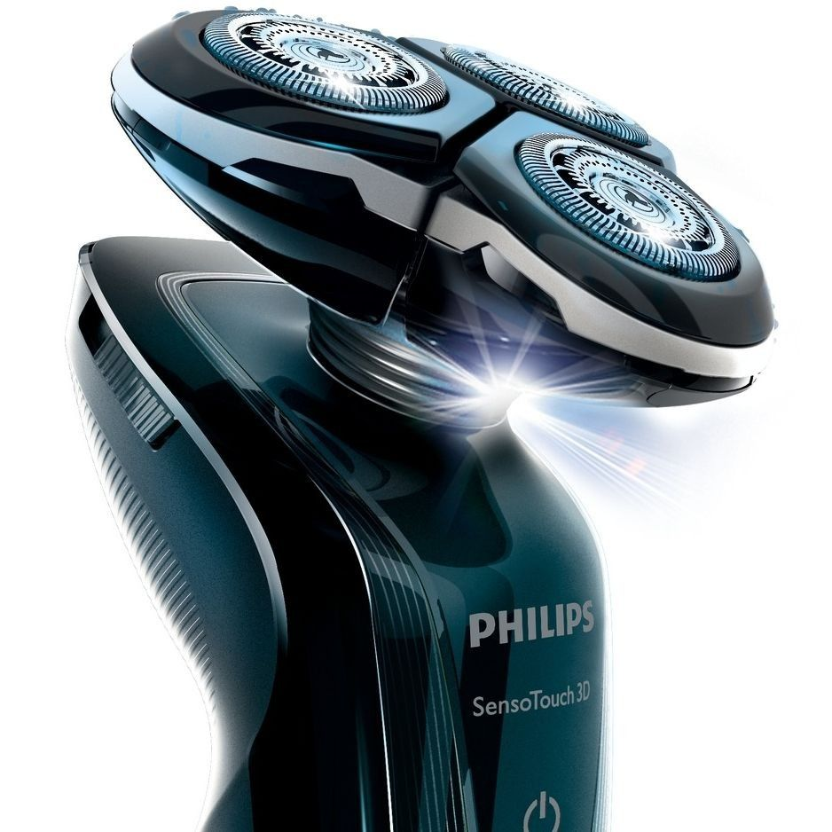philips sensotouch 3d rq1250 manual