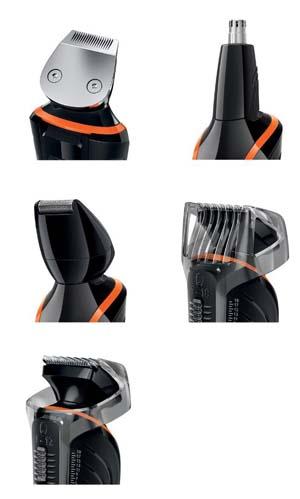 Philips QG3340-16 accessori