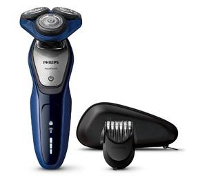 Philips AquaTouch S5600 - Rasoio elettrico AquaTec Wet & Dry